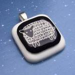 Little Black Sheep Pendant